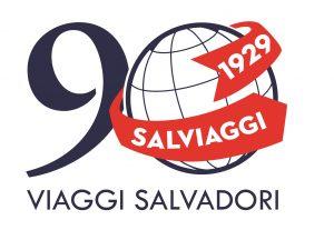Il nuovo logo creato per l'anniversario dei 90 anni